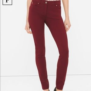 White House Black Market red pants
